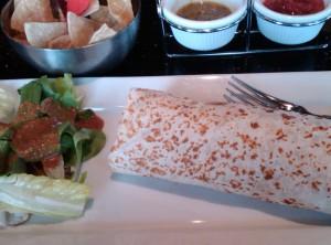 Zivaz carnitas burrito