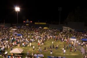 Great Tucson Beer Fest Birds-eye view